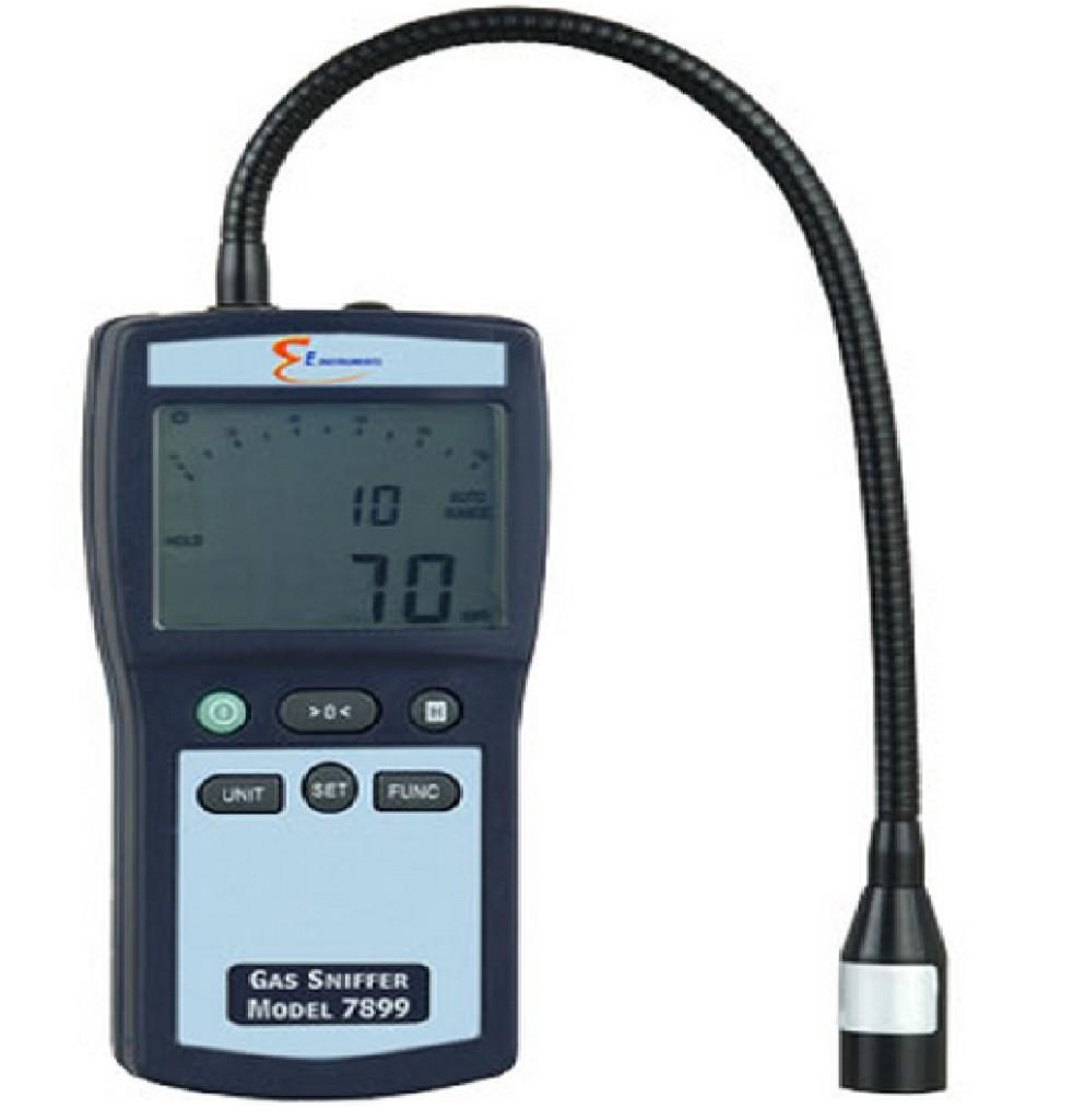 gas combustible detector de fugas gas sniffer modelo 7899
