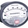 Medidor de presion diferencial Magnehelic