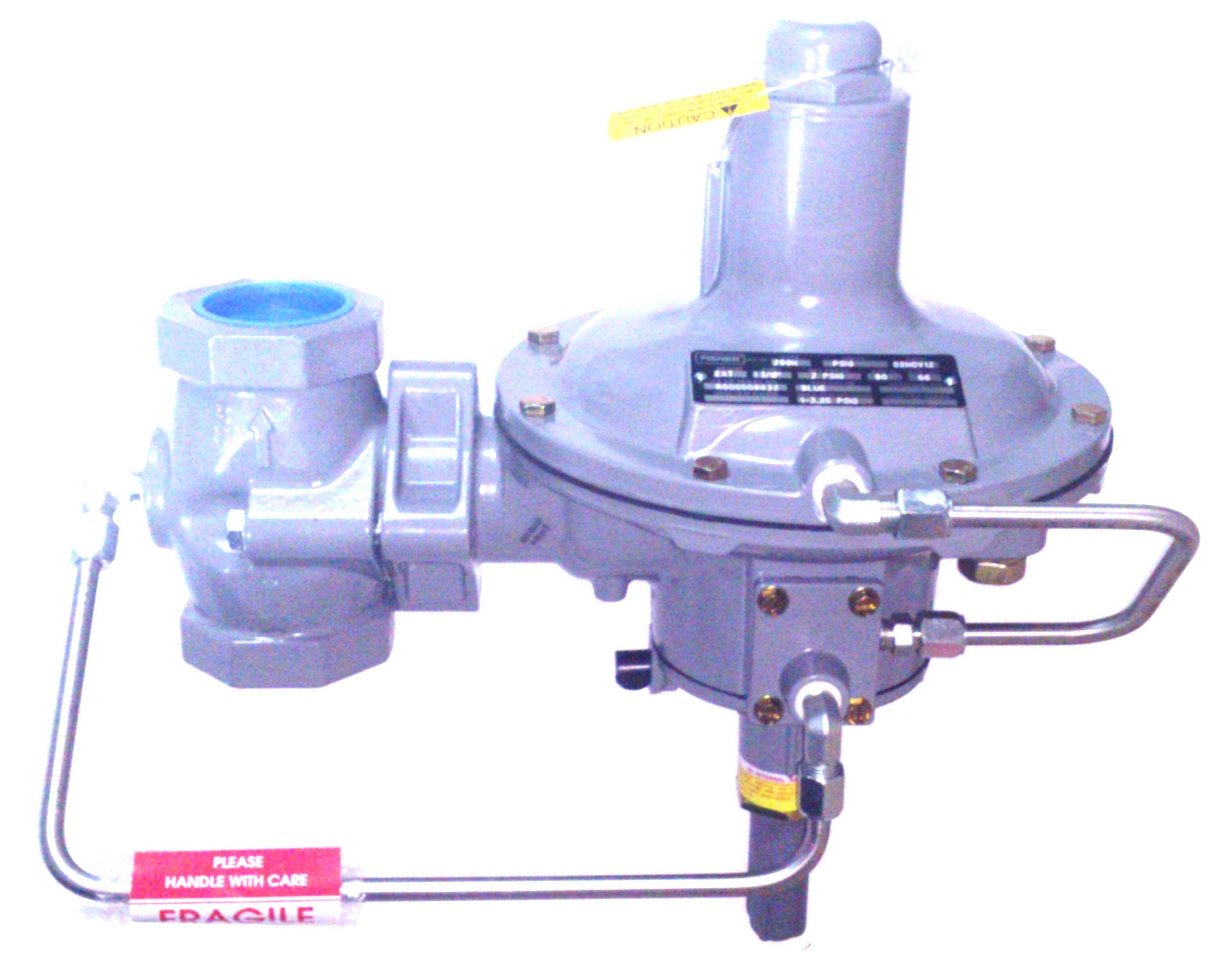 Reguladores serie 299h cicsa for Regulador de gas natural precio
