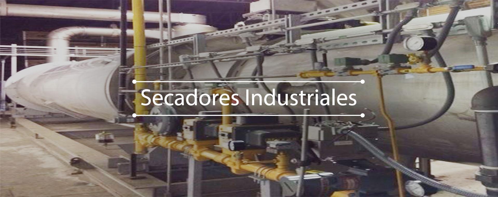 Secadores Industriales
