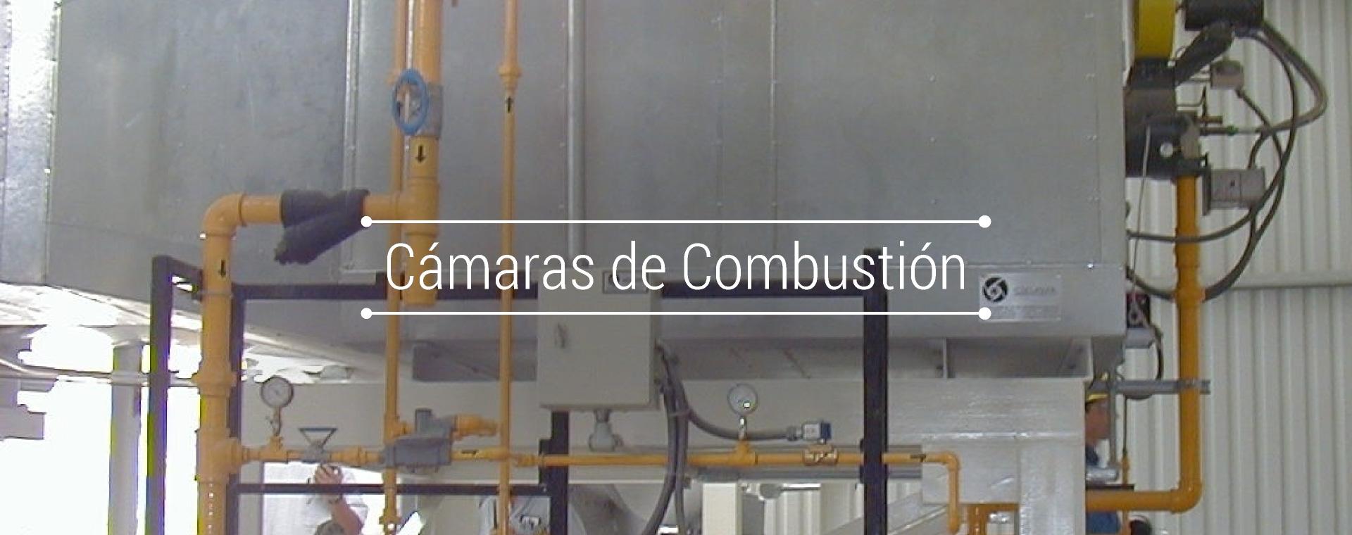 Camaras de Combustion